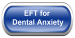 button EFT for Dental anxiety flat - blue